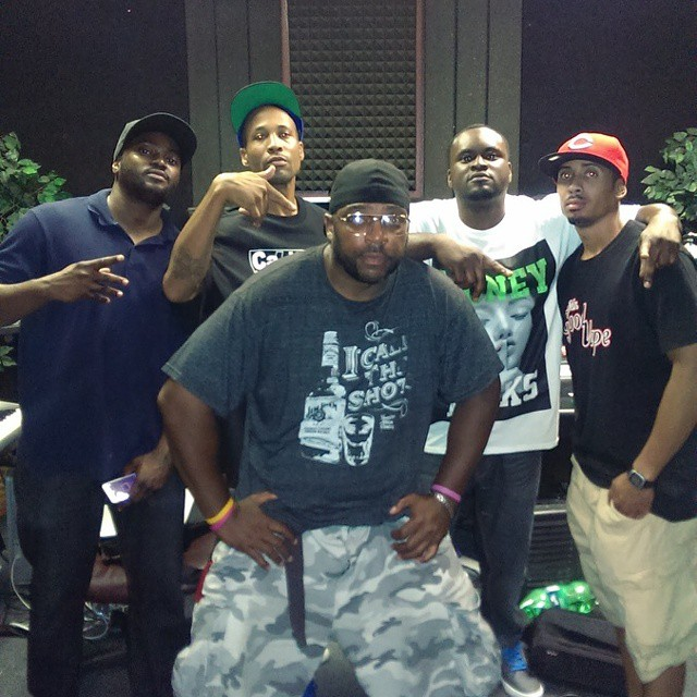 Defiance The Don, Figa 8, Sham, Bad Mouf, Stallion