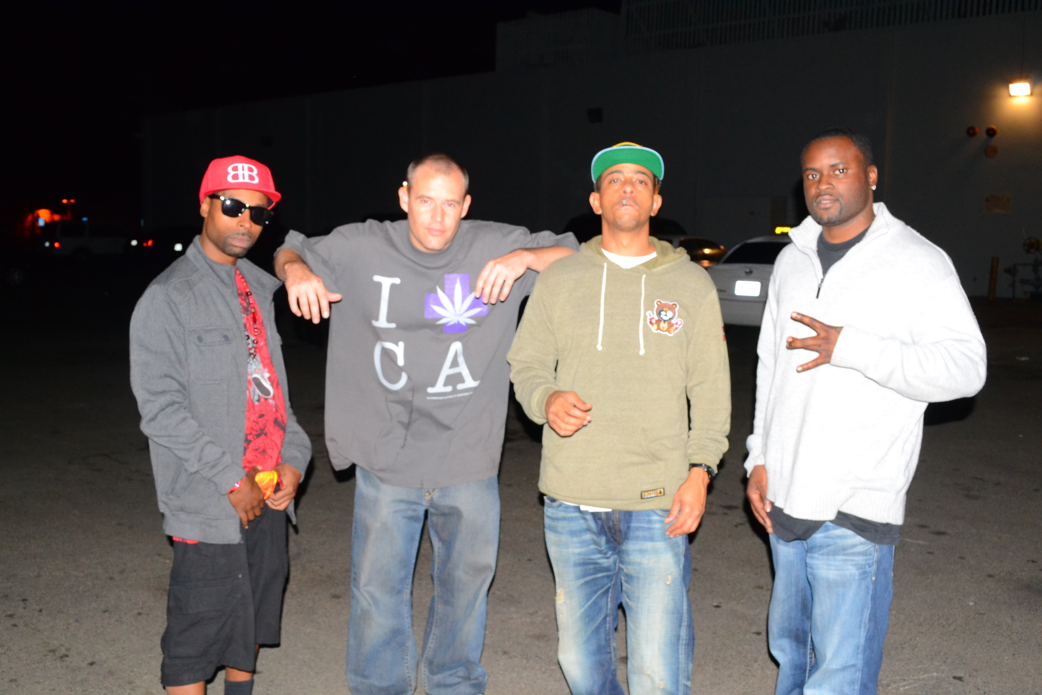 The General, DJ Lime Green, Phil Tha Agony