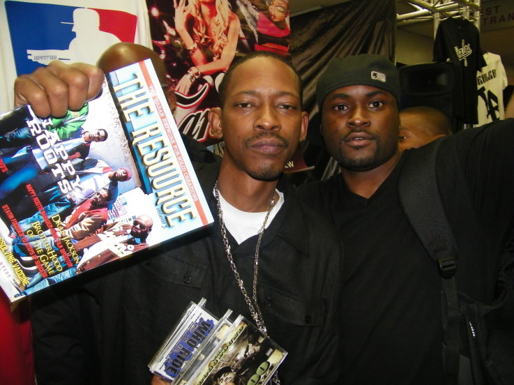 Defiance and Kurupt